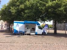 Beratungsmobil der Unabhängigen Patientenberatung kommt am 06. Februar nach Osnabrück.