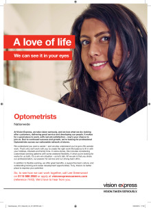 Optometrists - We value what's important to you