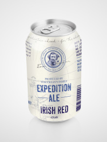 Norwegian adds Crean Family Expedition Ale to the skies
