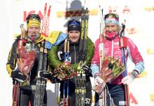 Britta Johansson Norgren won Tjejvasan 2017