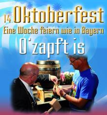 Heute startet auf dem Campus der Technischen Hochschule Wildau das 14. Wildauer Oktoberfest