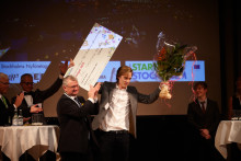 Vinnarna utsedda i affärsidétävlingen Nålsögat och Start-Up Stockholms Stipendiat 2012!