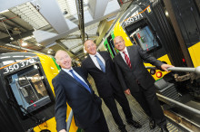 £62 million Government investment in new trains means more services for passengers