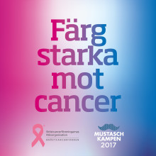 """Apoteksgruppen samlade in över 685 000 kronor till cancerforskning i kampanjen """"Färgstarka mot cancer"""""""