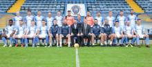 Stranraer FC and Stena Line sponsorship deal breaks records
