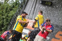 Total svensk dominans på de nordiska mästerskapen i TIMBERSPORTS