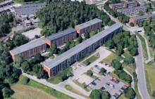 Ombildning av fastighet i Vårby Gård