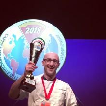Norsk pizza fikk andreplass i VM