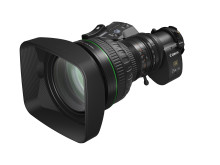 Canon breaks new ground in 4K broadcast lenses, launching the UHD DIGISUPER 122 with the world's widest angle, the UHD DIGISUPER 111 and, in the UHDxs category, the CJ25ex7.6B