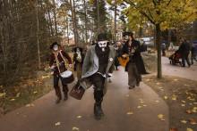 Besöksrekord för Kolmården under Halloween