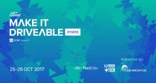 A párizsi 'Make it Driveable' című rendezvényén a Ford 30.000 eurót kínál a startupoknak
