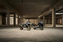 Uusi BMW R 1250 GS ja uusi BMW R 1250 RT