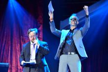 Pressinbjudan: Väsby melodifestival skakar rumpa ända till Cirkus