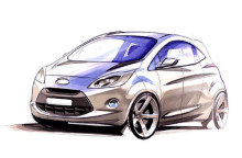 Ford har byggt ut sitt tyska designcentrum för 11,6 miljoner euro
