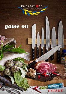 Ny kocktävling på svensk-japanskt tema