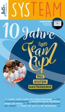 """""""SysTeam – Ausbildungsnews aus der Systemgastronomie"""" erscheint pünktlich zum 10. Teamcup der Systemgastronomie"""