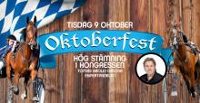 Tomas Brolin gäst på oktoberfest