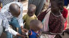 Hungerkatastrofen i Afrika: Kan vi fortsätta att bara behandla symptomen?