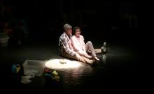 Psykologisk forskingsrapport blir teater