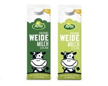 So lecker schmeckt draußen: Die neue haltbare Weidemilch von Arla
