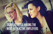 Sigma Enhances its Status of One of the Best Employers in Sweden