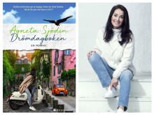 Agneta Sjödin släpper ny personlig roman –  inspirerad av hennes liv i Tv-världen