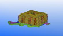 BIM-teknik självklart val när experimentellt forskningslaboratorium byggs