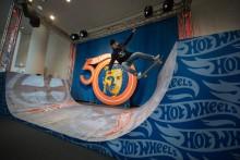 50 JAHRE HOT WHEELS: NICO ROSBERG WIRD MARKENBOTSCHAFTER