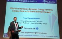 Norconsult med to foredrag på Clima 2016-konferansen