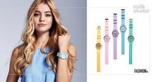 Få en vårig klocka vid köp av 2 stylingprodukter