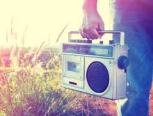 Högtryck för radio