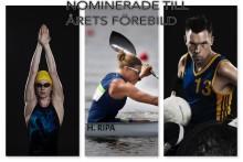 """Nominerade till """"ÅRETS FÖREBILD"""" inom Parasporten"""