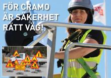Cramo uppmärksammar  Säkerhetsdagen, 28 april 2017.