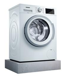 Intelligent tvättmaskin med automatisk dosering