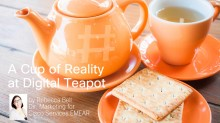 A Cup of Reality at Digital Teapot