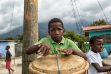 Garífuna-samfundet , Honduras: Her er klimaforandringerne en realitet