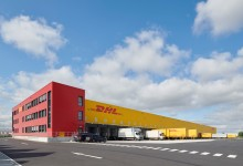 DHL Freight öppnar nytt fraktcentrum i Hannover-Langenhagen i Tyskland