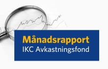 IKC Avkastningsfond - månadsrapport
