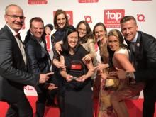 AbbVie ist 2019 erneut als Top Arbeitgeber in Deutschland zertifiziert