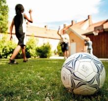 Spontanfotboll ger fler möjlighet att idrotta i Västerås