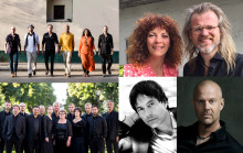 Musik i Syd presenterar: Vårens program på Palladium Malmö