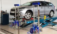 Nya besiktningsregler gäller för gasdrivna bilar