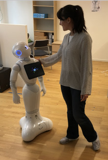 Researchers looking for people to answer a survey, based on human-robot interaction scenarios!
