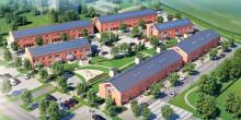 Beviljat bygglov för 54 nya lägenheter i Hököpinge