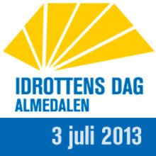 Idrottens dag i Almedalen 3 juli slår rekord