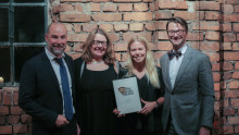 Futebal da Forcá is granted the 2015 One Wish Award by Innovation Pioneers International Network
