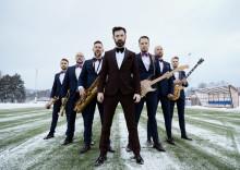 "Isaac & The Soul Companys ""Finally Christmas"" testas på Svensktoppen!"