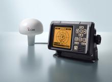 Ny AIS-transponder från Icom
