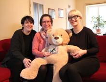 Kinderhospiz Bärenherz erhält Spende von AESOP Germany