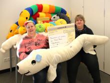 Riesa hilft: Spendensammlung für das Kinderhospiz Bärenherz